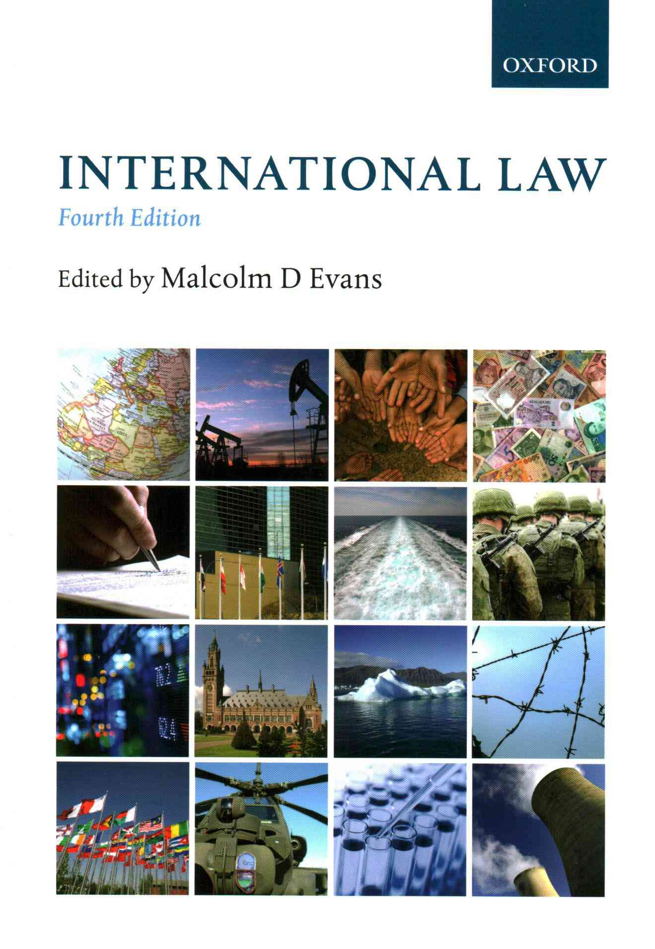 International Law By Evans, Malcolm (EDT)